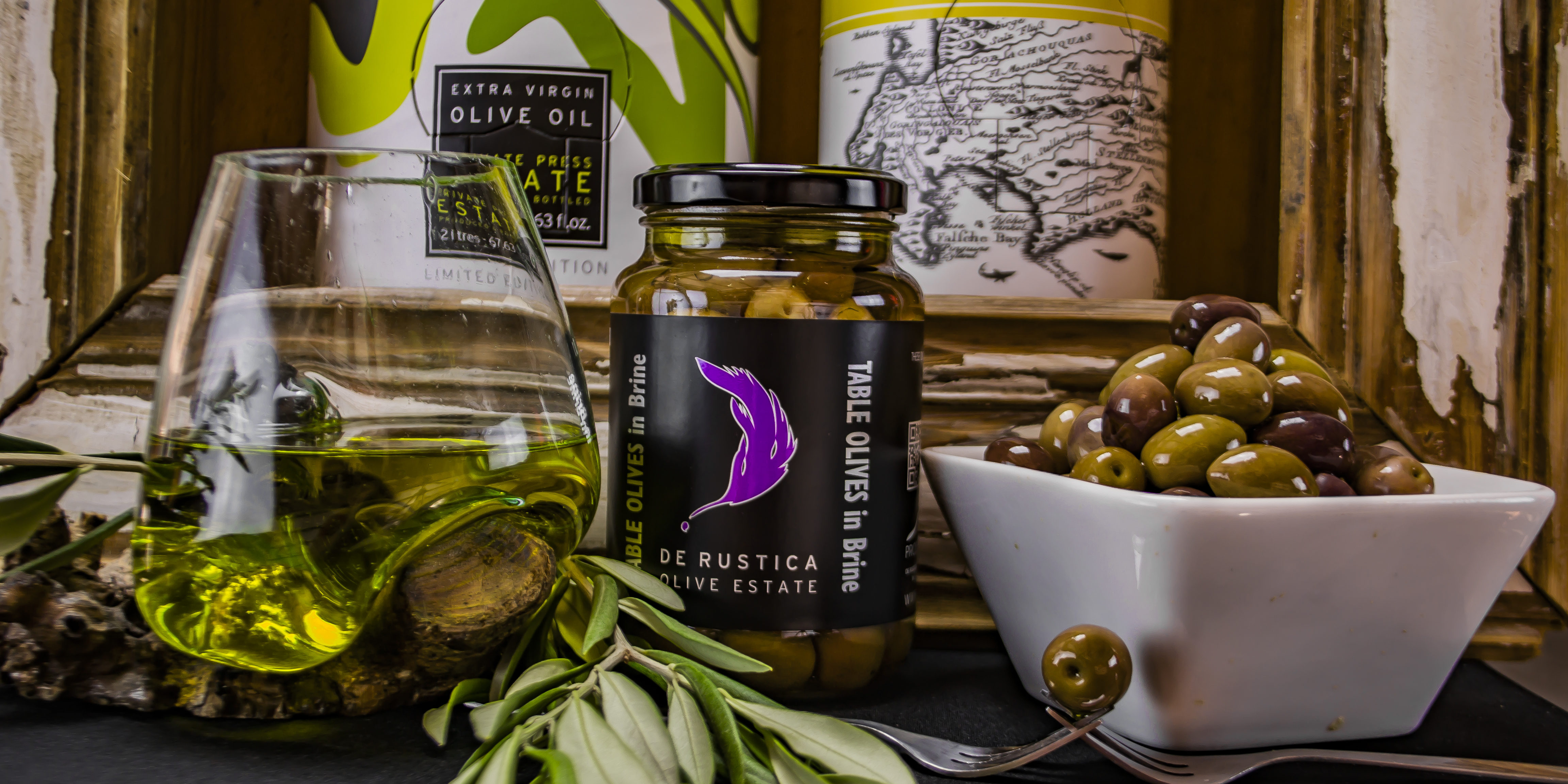 Why you should cook with De Rustica Extra Virgin Olive Oil